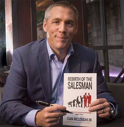 Rebirth of the Salesman voted one of 2016's Top 50 Sales books by TopSalesworld.com