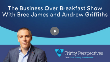The Business Over Breakfast Show featuring Cian McLoughlin
