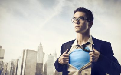 How to become a sales super hero
