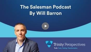 The Salesman Podcast featuring Cian McLoughlin