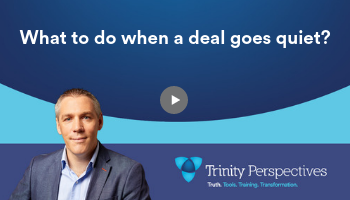 What to do when a deal goes quiet?