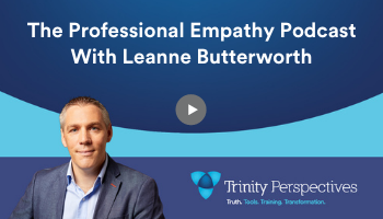 The Professional Empathy Podcast featuring Cian McLoughlin